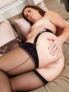 mom stocking porn
