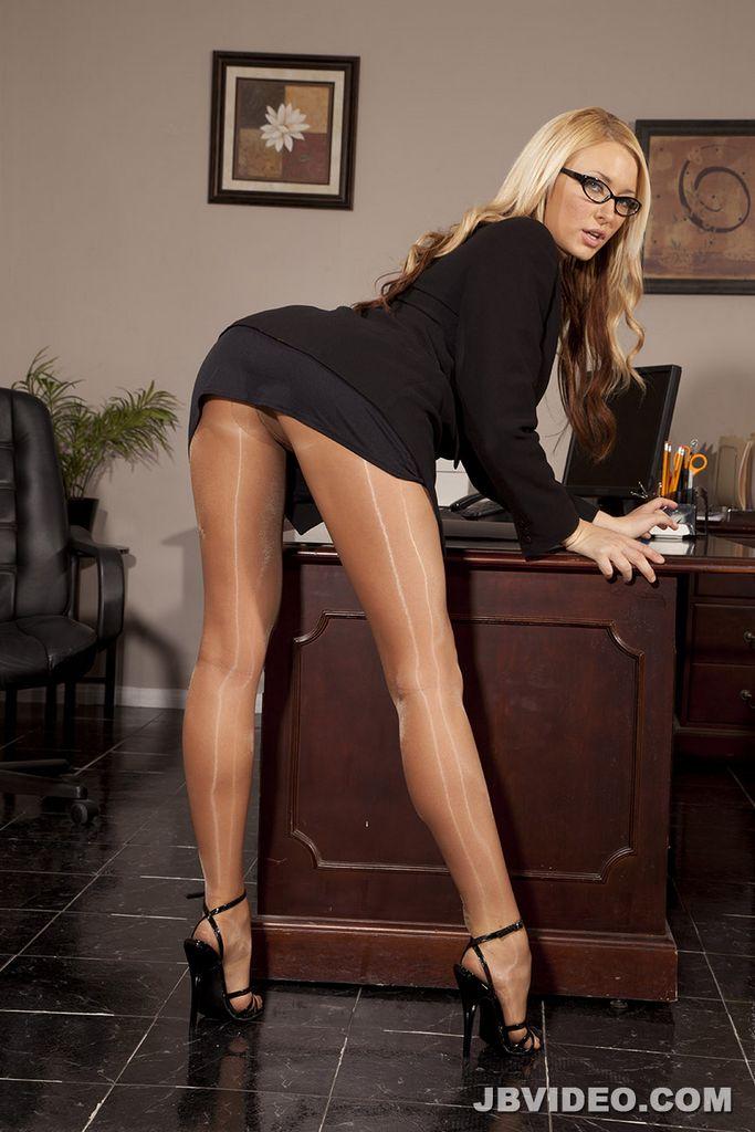 Properties leaves, secretary amateur pantihose agree with